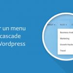 Comment créer un menu déroulant dans WordPress (Guide du débutant)